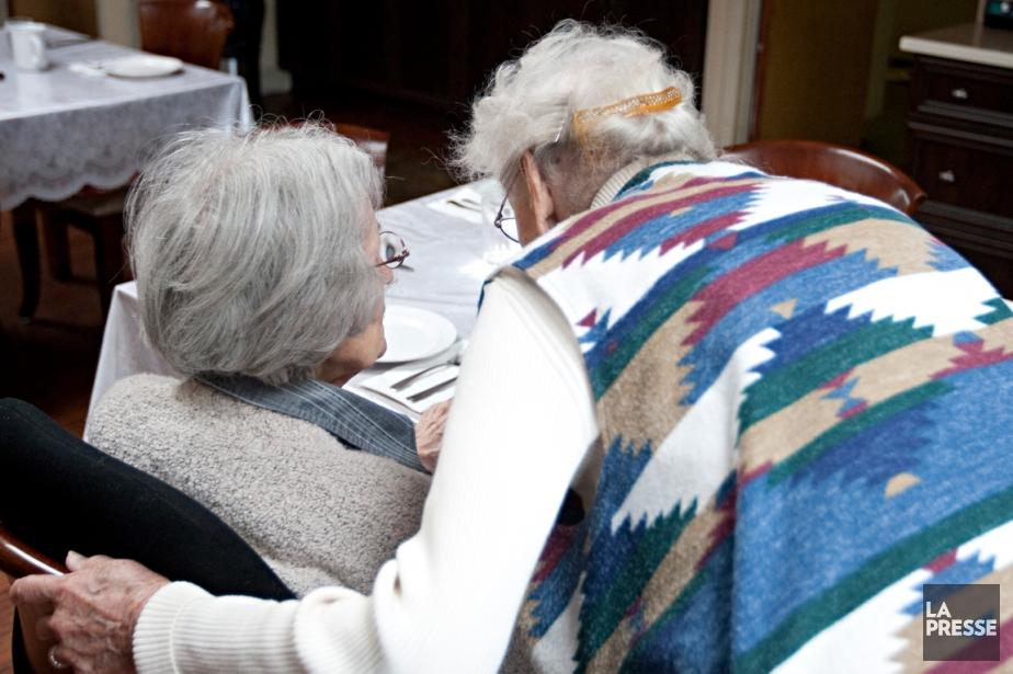 Le vieillissement de la population sera très inégal... (PHOTO FRANÇOIS ROY, ARCHIVES LA PRESSE)