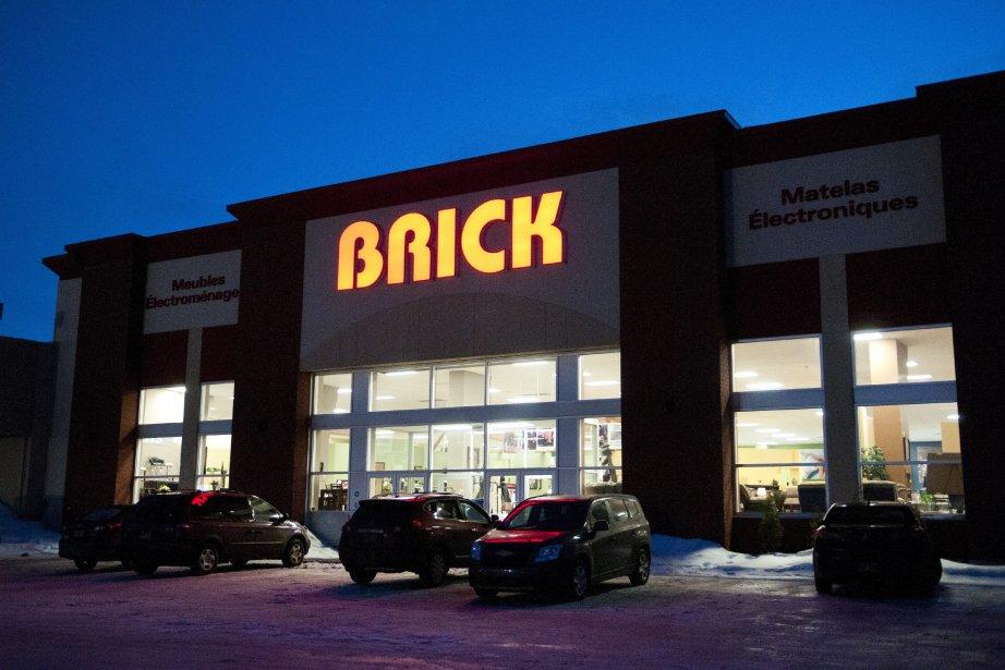 Jugement en faveur des fr res harvey pascal girard for Brick meuble quebec