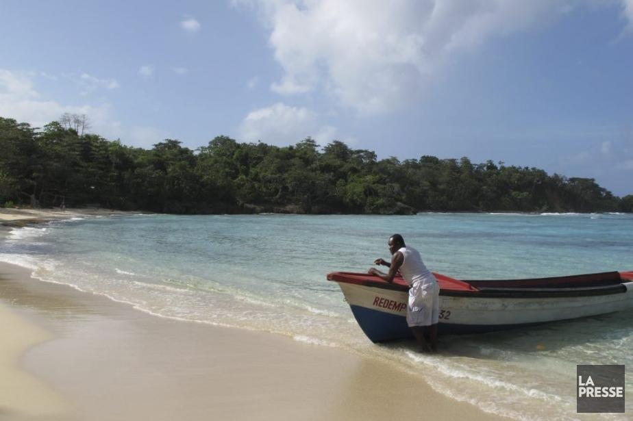 VOYAGE - Jamaïque. Winnifred Beach, la plage fréquentée...