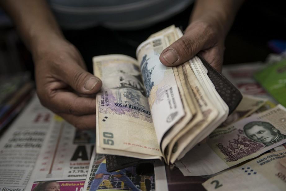 L'Afrique du Sud connaît une situation économique morose... (Photo LEO LA VALLE, AFP)
