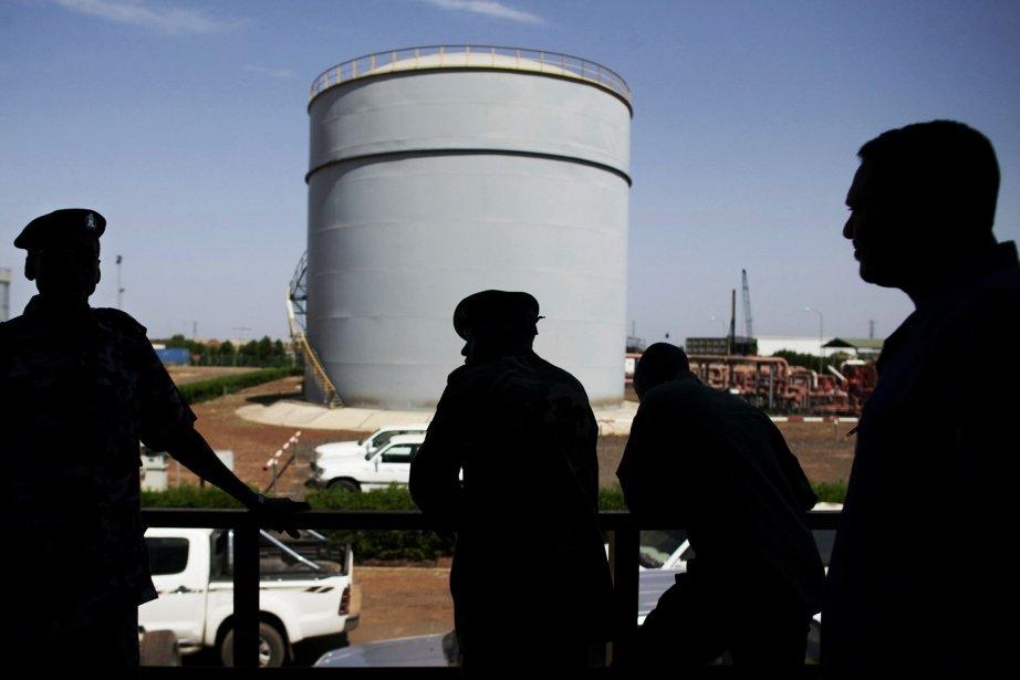 Le pétrole représente 46% du produit intérieur brut... (Photo Pete Muller, AP)