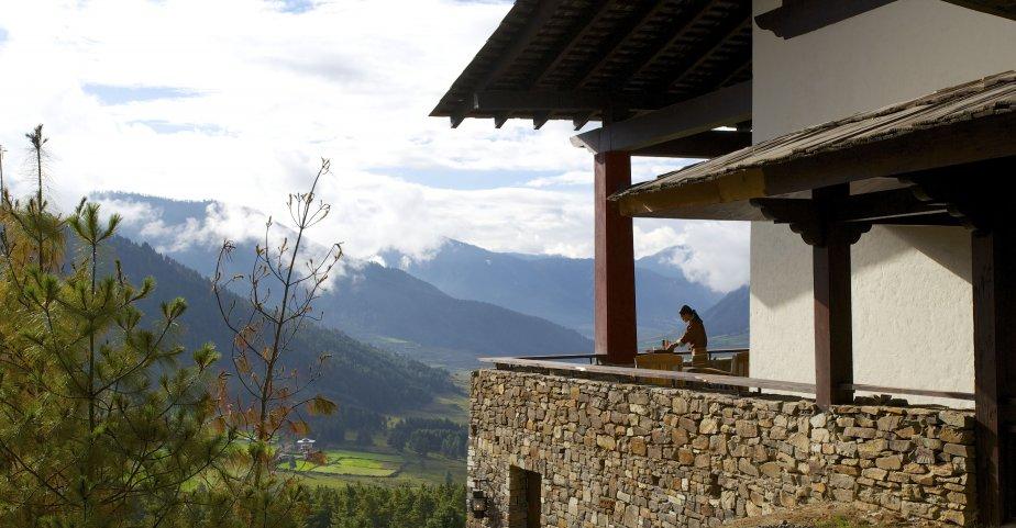 Gangtey Goenpa Lodge, Bhoutan (Photo fournie par le Gangtey Goenpa Lodge)