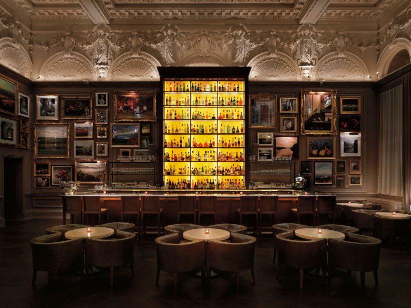 Hôtel Edition, Londres (Photo Nicolas Koenig, fournie par l'hôtel Edition)