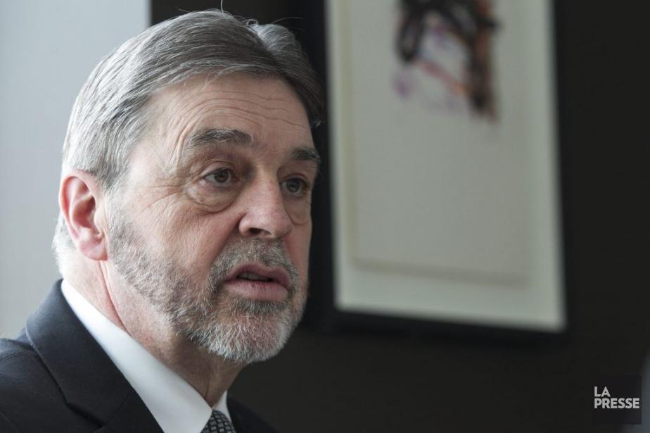 Michel Fontaine... (Photo Hugo-Sebastien Aubert, La Presse)