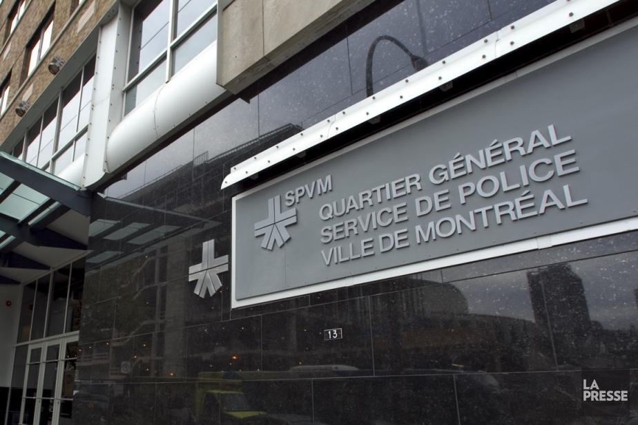 Le sergent-détective en question, connu comme l'un des... (Photo archives La Presse)