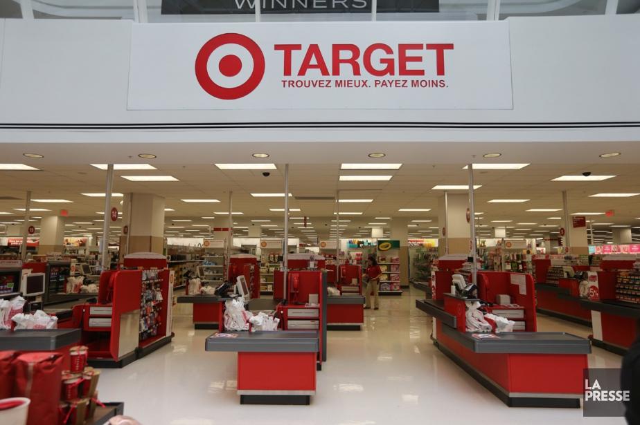 Si Target ( (Photo Martin Chamberland, archives La Presse)