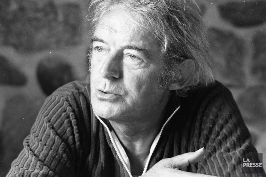 Félix Leclerc... (Photo: archives La Presse)