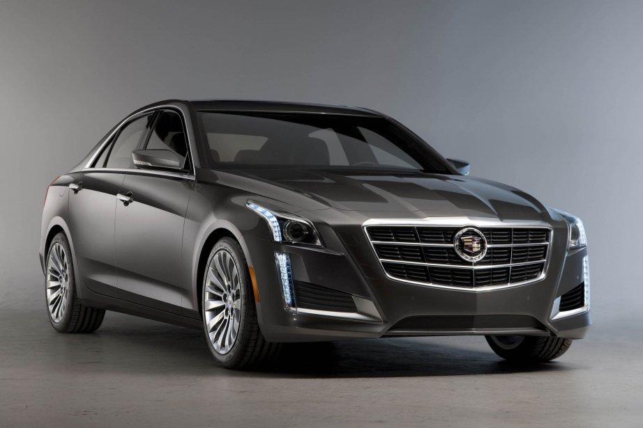 Cadillac CTS: nouvelle mission, nouvelles conquêtes ...