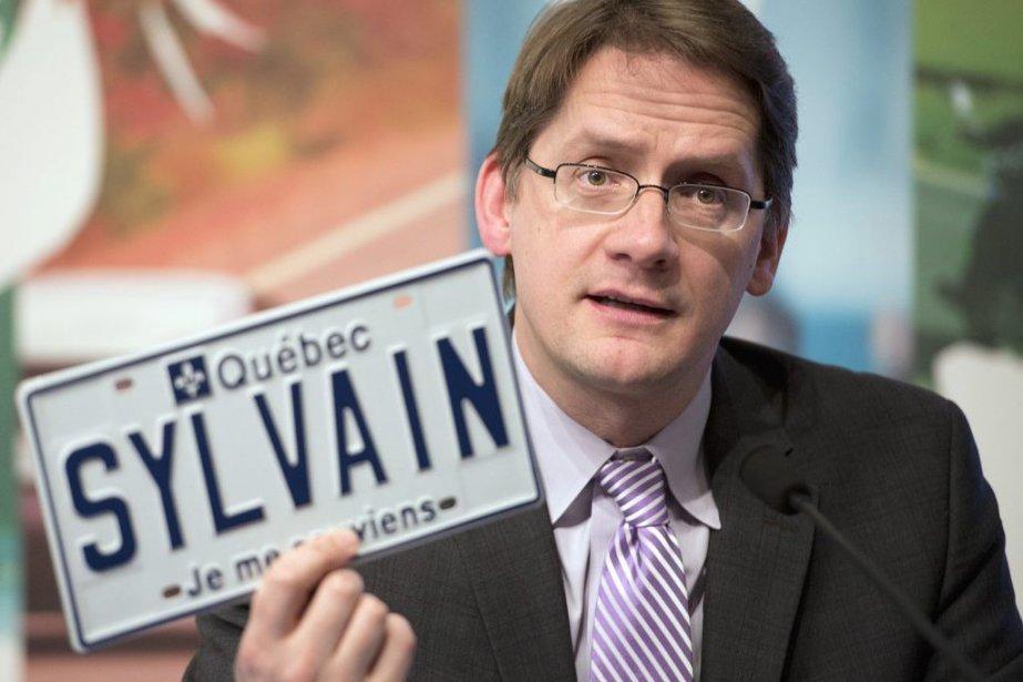 Des Plaques Personnalisées Dès 2015 Au Québec Martin Ouellet