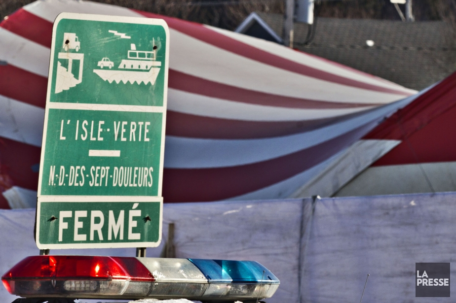 La Sûreté du Québec envisage de porter des... (PHOTO OLIVIER JEAN, LA PRESSE)