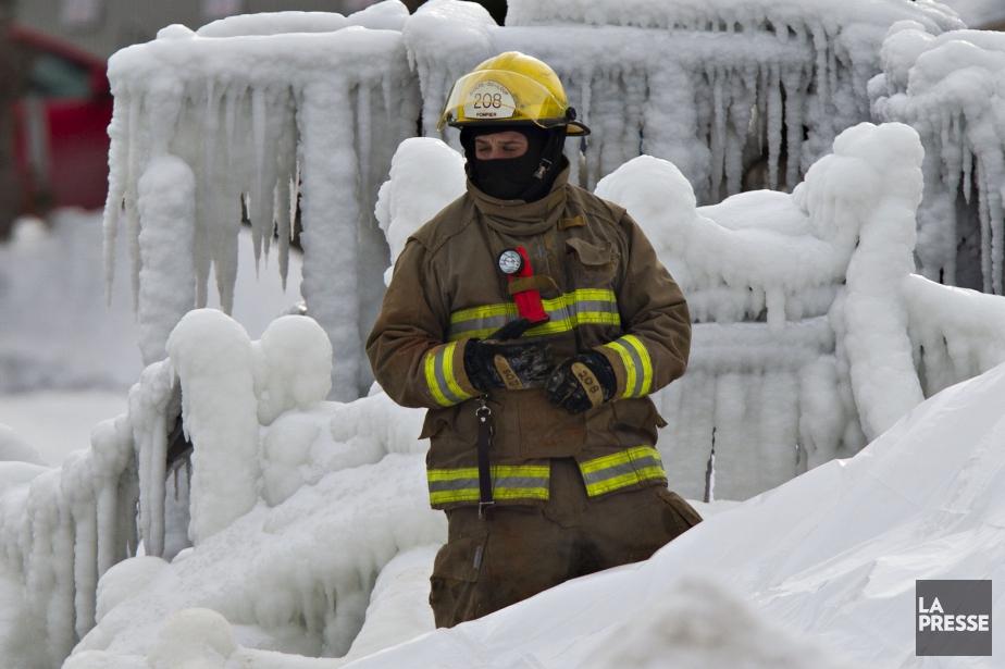 «Ce n'est pas moi qui va dire que nos pompiers ne... (PHOTO ARCHIVES LA PRESSE)