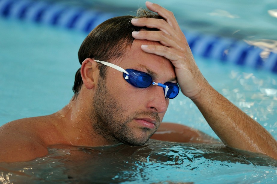 Ian Thorpe... (Photo Greg Wood, archives AFP)