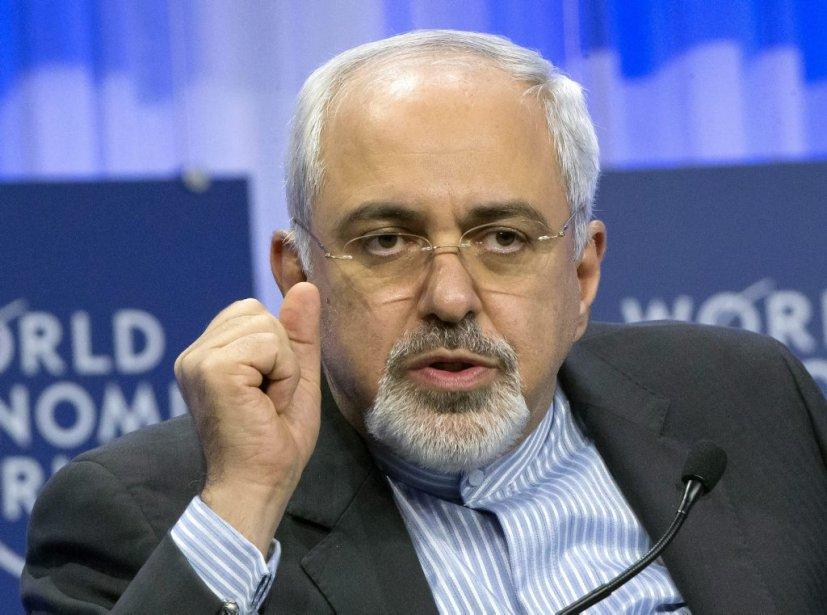 Le ministre iranien des Affaires étrangères, Mohammad Javad... (Photo Michel Euler, Associated Press)