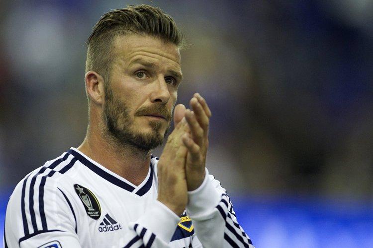 David Beckham a déjà joué dans la MLS,... (Photo: Reuters)