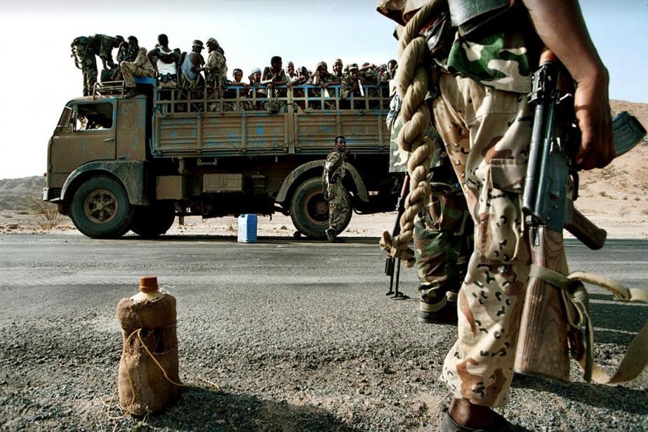 Depuis les accords de paix signés en 2000,... (Photo archives AFP)