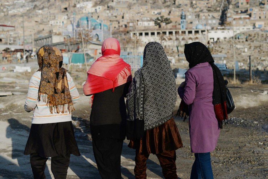 HRW a avancé que le projet de loi... (PHOTO SHAH MARAI, ARCHIVES AFP)