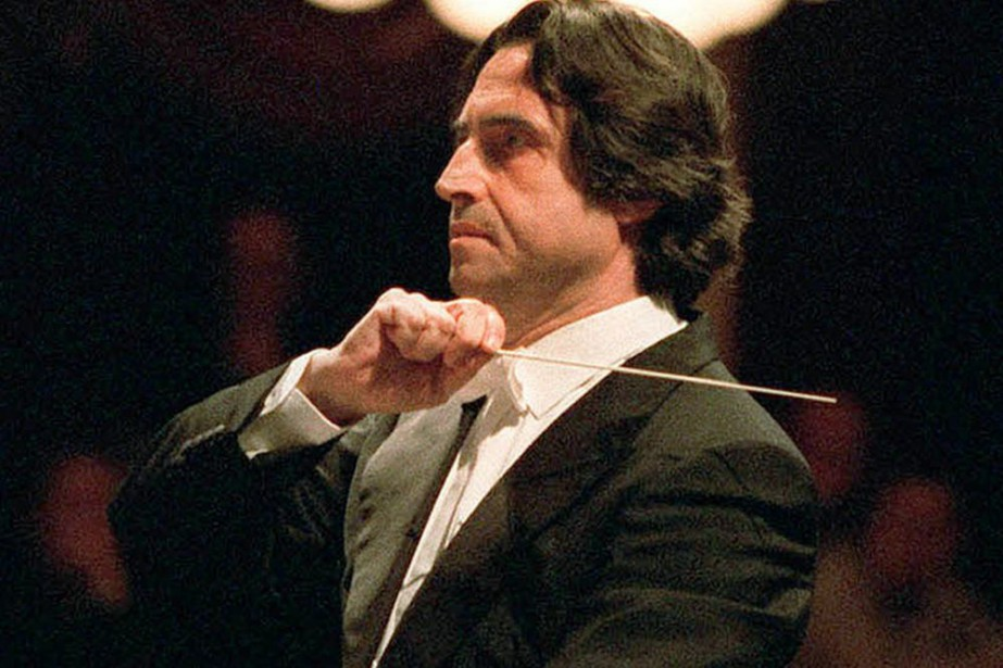 Riccardo Muti... (Photo: archives AP)