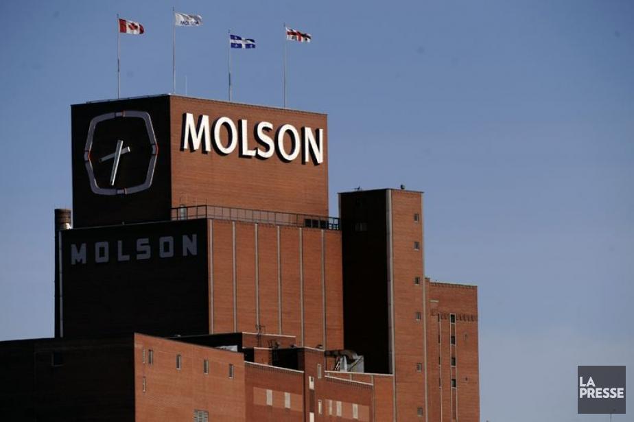 MolsonCoors compte un peu plus de 9300 employés,... (Photo Bernard Brault, archives La Presse)