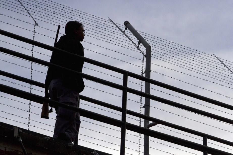 Voici les dernières paroles de 15 condamnés à... (PHOTO RICHARD CARSON, ARCHIVES REUTERS)
