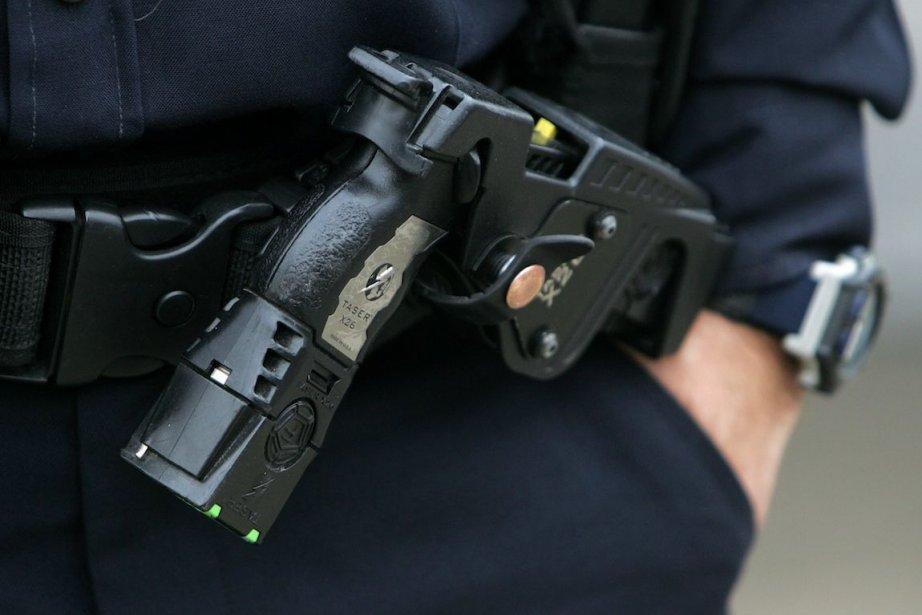 Le DrJean Brochurecommande que davantage de policiers soient... (Photo Sun-Jordan Verlage, PC)