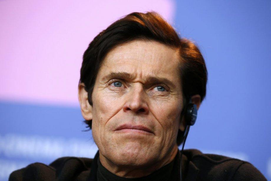 Jeudi 6 février : Willem Dafoe (Photo: Reuters)