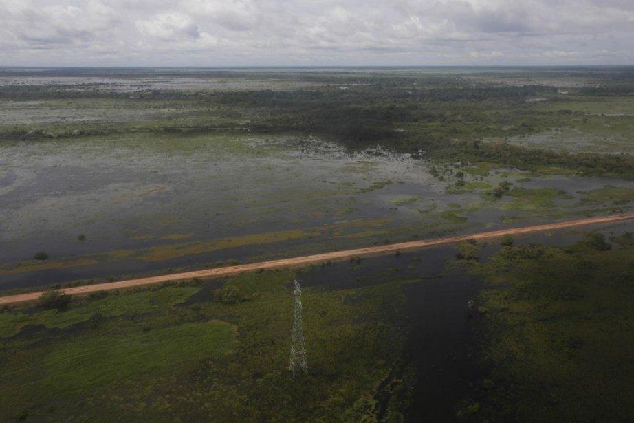 Les pluies intenses ont détruit quelque 17 500... (PHOTO DAVID MERCADO, REUTERS)