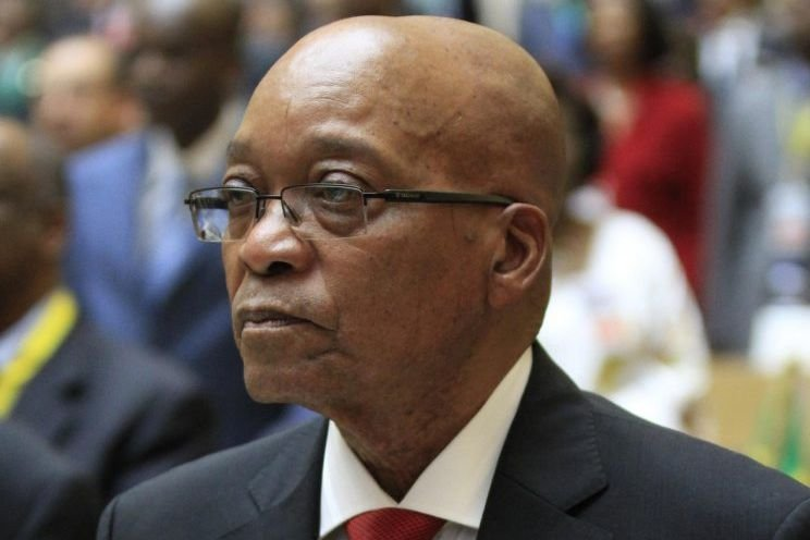 Jacob Zuma... (Photo Reuters)