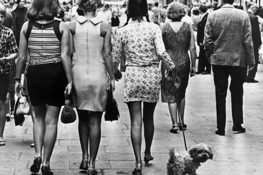 À partir de 1965, on voit de plus... (Photo AFP)