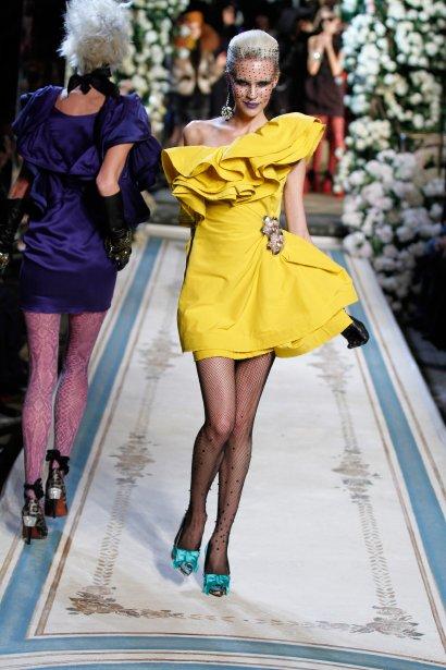 Défilé de Lanvin pour H&M. (Photo fournie par H&M)