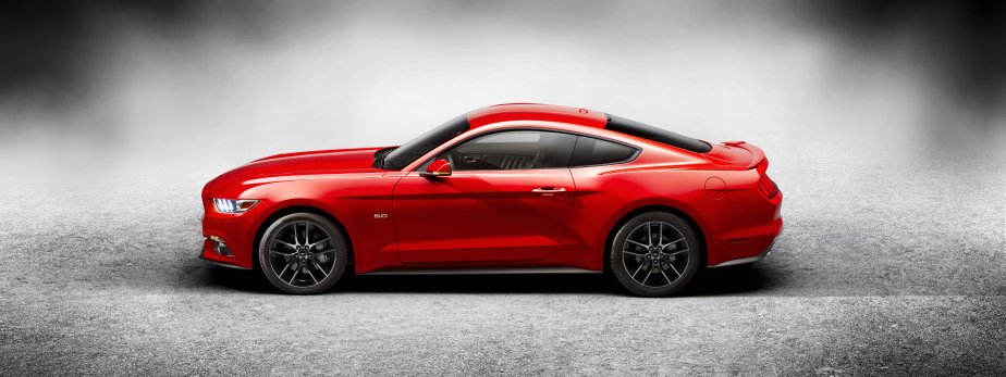 Ford Mustang 2015 (Photo fournie par Ford)
