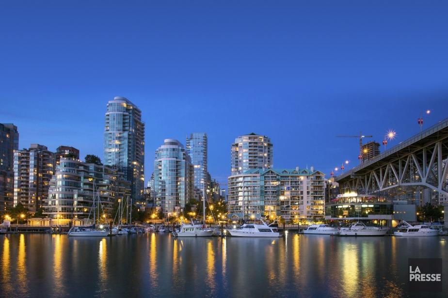 Si les gens de Vancouver ont fait une... (Photo Archives La Presse)