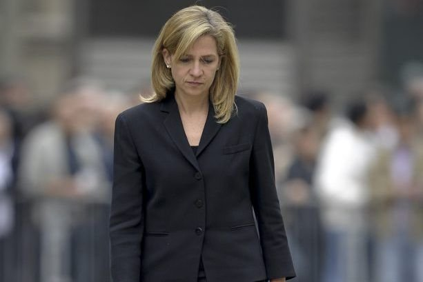 La princesse Cristina, en 2010.... (Photo Josep Lago, Agence France-Presse)