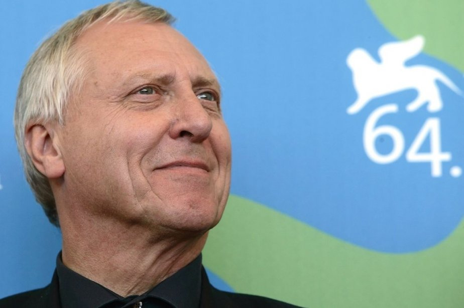 Peter Greenaway... (Photo: archives Reuters)
