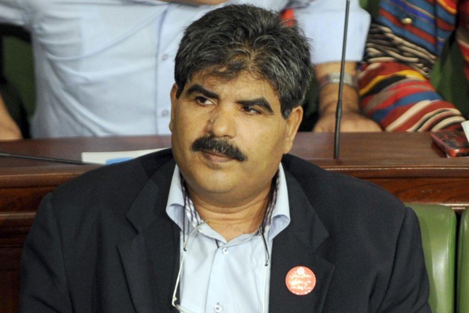 Mohamed Brahmi a été assassiné en juillet dernier.... (Photo archives AFP)