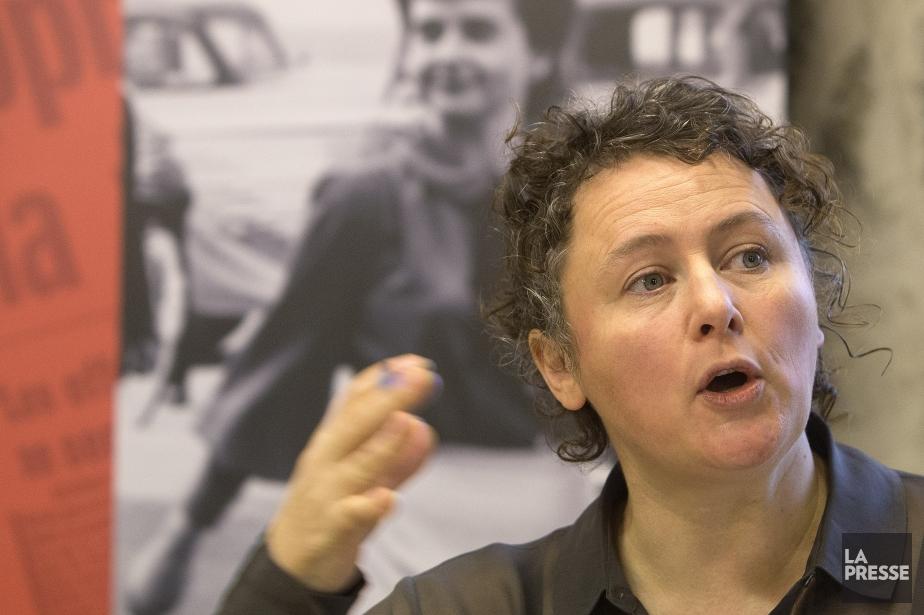 La présidente de la FFQ, Alexa Conradi, estime... (PHOTO Robert Skinner, La Presse)