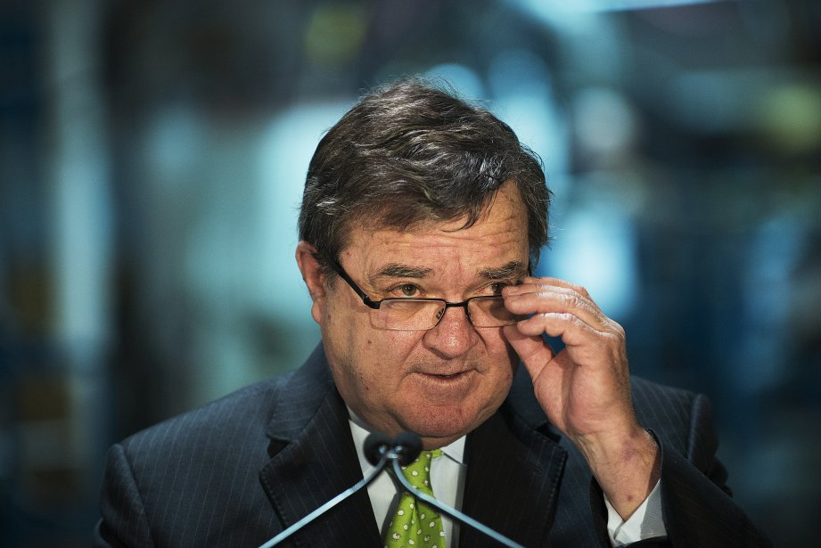 Le ministre des Finances Jim Flaherty... (Photo Aaron Vincent Elkaim, PC)