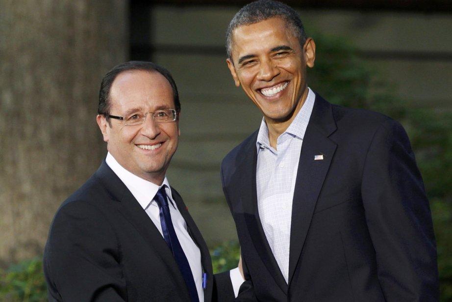 IntituléUne alliance transformée, le texte, illustré d'une photo... (PHOTO LARRY DOWNING, ARCHIVES REUTERS)