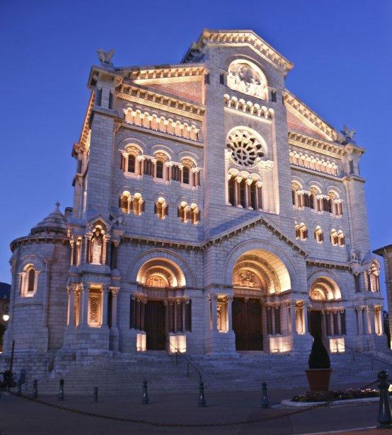 La Cathédrale de Monaco, où ont lieu les mariages princiers. (Photo Thinkstock)