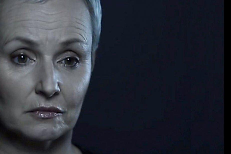 «I wish I had breast cancer», dit cette... (IMAGE TIRÉE D'UNE VIDÉO)