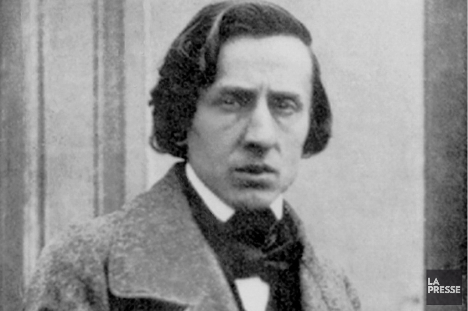 Frédéric Chopin... (Photo archives La Presse)