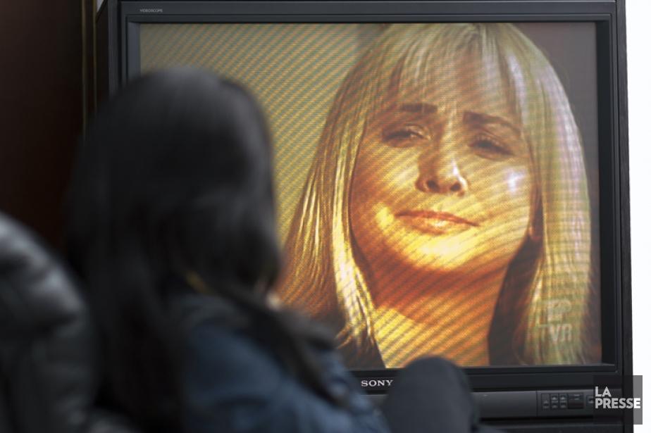 Nathalie Simard a brisé le silence à propos... (Archives La Presse)