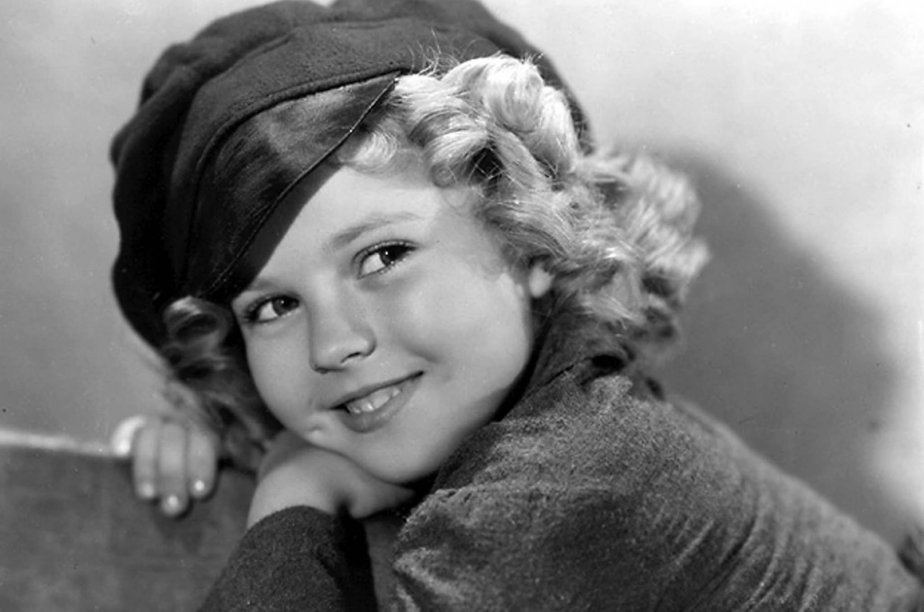 Shirley Temple (Photo: archives AFP)