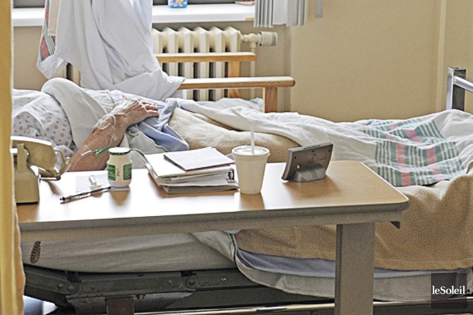 L'adoption du projet de loi sur l'aide médicale à... (Photothèque Le Soleil)