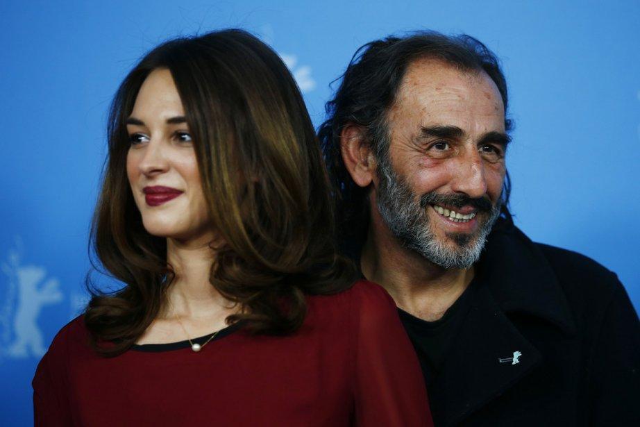 Mardi 11 février 2014: Vicky Papadopoulou et Vangelis Mourikis, vedettes du film «To Mikro Psari» («Stratos»). (Photo: Reuters)
