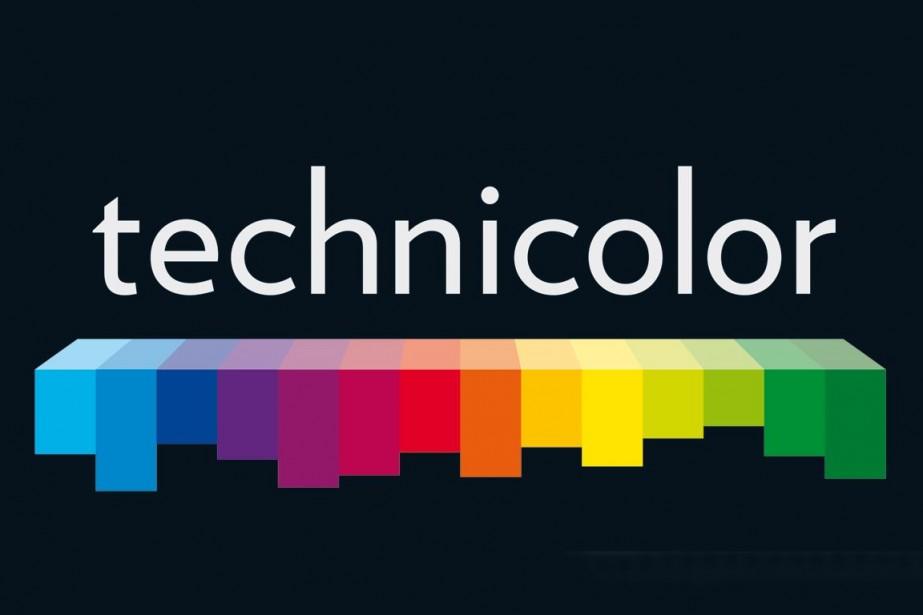 Le groupe a signé un accord de licences... (Photo fournie par Technicolor)