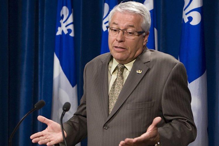 Daniel Ratthé a été expulsé du caucus caquiste... (Photo: PC)