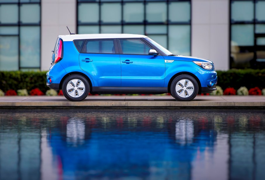 Kia Soul EV (Photo fournie par Kia)