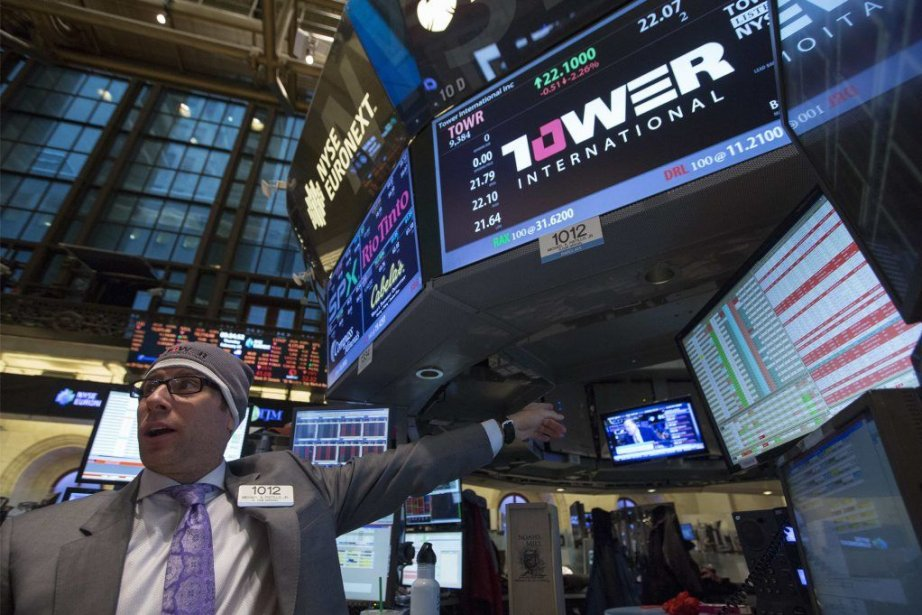 Wall Street a choisi d'ignorer de mauvais... (Photo Brendan McDermid, Reuters)