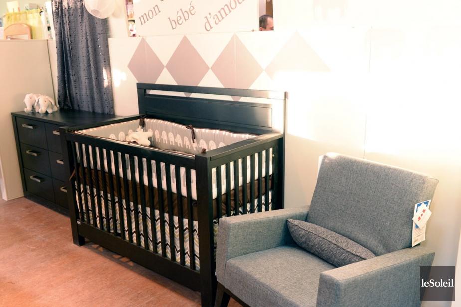 Pr parer la maison pour b b gabrielle thibault delorme Preparer chambre bebe