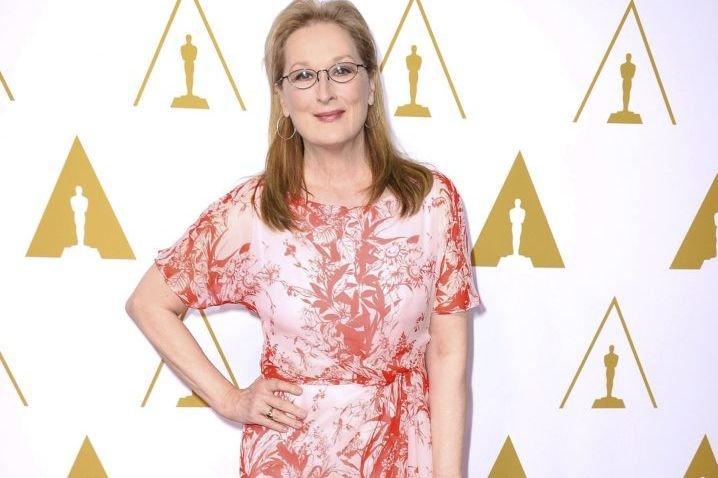 Meryl Streep... (Photo: AP)